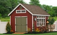 Traditional Garden Sheds  12 Architecture