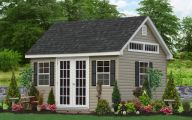 Traditional Garden Sheds  14 Design Ideas