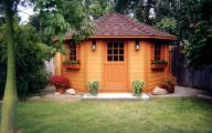 Traditional Garden Sheds  17 Decor Ideas