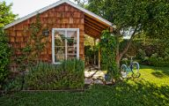 Traditional Garden Sheds  19 Architecture