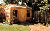 Traditional Garden Sheds  20 Home Ideas