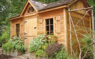 Traditional Garden Sheds  22 Decoration Inspiration