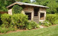 Traditional Garden Sheds  28 Arrangement