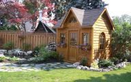 Traditional Garden Sheds  35 Designs