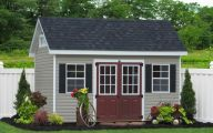 Traditional Garden Sheds  41 Home Ideas