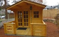 Traditional Garden Sheds  9 Ideas
