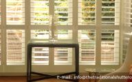 Traditional Interior Shutters  18 Decor Ideas