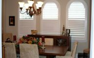 Traditional Interior Shutters  20 Home Ideas