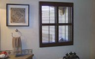 Traditional Interior Shutters  32 Designs