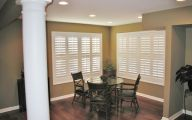 Traditional Interior Shutters  39 Home Ideas