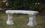Traditional Japanese Garden Bench  15 Inspiring Design