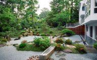 Traditional Japanese Garden Bench  19 Decoration Idea