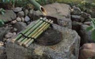 Traditional Japanese Garden Bench  23 Arrangement
