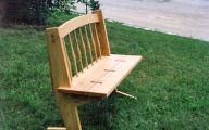 Traditional Japanese Garden Bench  24 Design Ideas
