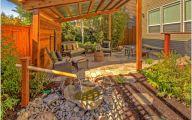 Traditional Japanese Garden Bench  32 Decoration Idea