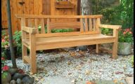 Traditional Japanese Garden Bench  5 Inspiration