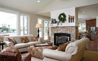 Traditional Kitchen And Living Room Design  11 Inspiring Design
