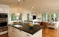 Traditional Kitchen And Living Room Design  16 Decor Ideas