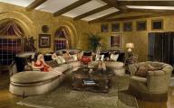 Traditional Kitchen And Living Room Design  26 Inspiring Design