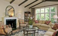 Traditional Kitchen And Living Room Design  3 Design Ideas