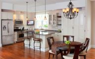 Traditional Kitchen Chandeliers  15 Home Ideas