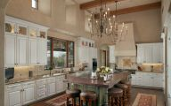 Traditional Kitchen Chandeliers  6 Home Ideas