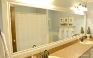 Big Bathroom Mirrors  25 Arrangement