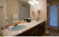 Big Bathroom Mirrors  31 Decor Ideas