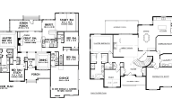 Big Bedroom House Plans  24 Picture