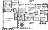 Big Bedroom House Plans  32 Decoration Inspiration
