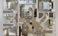 Big Bedroom House Plans  33 Arrangement