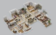 Big Bedroom House Plans  9 Picture