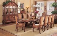 Big Dining Room Set  15 Designs