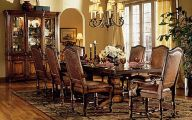 Big Dining Room Set  16 Inspiring Design