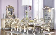Big Dining Room Set  21 Decoration Idea