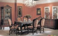 Big Dining Room Set  3 Picture