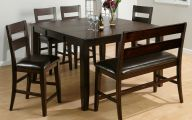 Big Dining Room Set  4 Picture