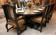 Big Dining Room Set  6 Inspiring Design