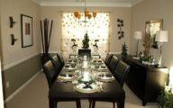 Big Dining Room Set  7 Decoration Idea