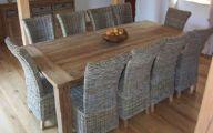 Big Dining Room Sets  11 Decoration Idea