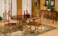 Big Dining Room Sets  4 Decoration Inspiration