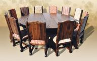 Big Dining Room Sets  5 Decoration Idea