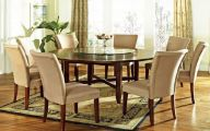 Big Dining Room Table  10 Picture