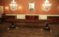Big Dining Room Table  13 Design Ideas