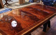 Big Dining Room Table  15 Decor Ideas