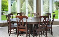 Big Dining Room Table  19 Picture
