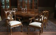 Big Dining Room Table  24 Designs