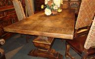 Big Dining Room Table  29 Picture