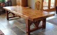 Big Dining Room Table  3 Ideas