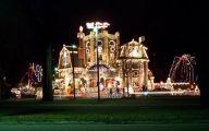 Big Exterior Christmas Lights  16 Ideas